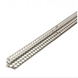 Coltar aluminiu 19x19mm ,3m fara plasa