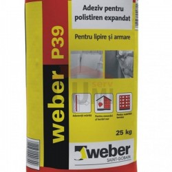 Adeziv Weber Polistiren P39...