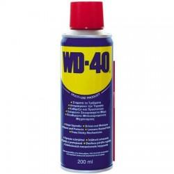Spray tehnic lubrifiant WD-40, 200 ml
