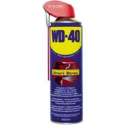 Spray tehnic lubrifiant WD-40 Smart Straw, 450 ml
