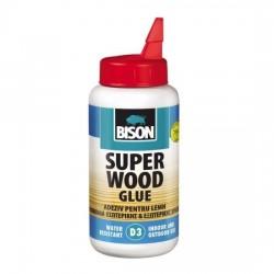 BISON Super Wood Aracet D3 Adeziv PVC pentru lemn 750g