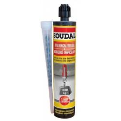 Ancoră chimică Soudal Soudafix P300 SF 280 ml