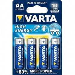 Baterie varta alkalină AA R6