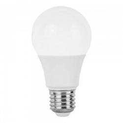 Bec led 9w E27 lumină rece 6500k Novelite