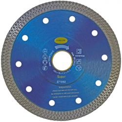 DISC DIAMANTAT PENTRU CERAMICA - 125 X 1.4 X 10 X 22.23 MM