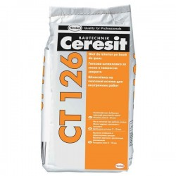 GLET PENTRU INTERIOR CT 126 5KG